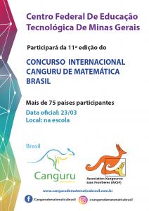 Concurso Internacional Canguru de Matemática